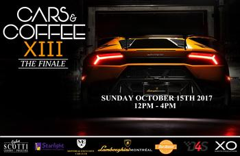 Cars & Coffee XIII (13th Edition)